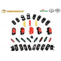 Buy cheap Plastic Injection Molded Motorcycle Fairings , Polymer Injection Molding Keypad from wholesalers