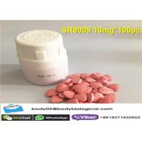 Buy cheap High Pure Strong SARMs Raw Powder Promoting SR9009 Bodybuilding Pills Steroids With 10mg*100pcs from wholesalers