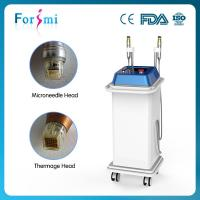 Buy cheap CW mode Pulse mode fractional rf micro needling thermage cpt skin rejuvenation machine from wholesalers