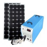 Buy cheap Rechargeable Home Solar Generator With Safety , High Standard Solar Power System For Home from wholesalers