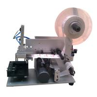 Buy cheap semi automatic flat labeling machine LM-60 from wholesalers