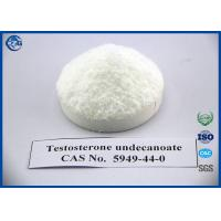 Buy cheap CAS 5949 44 0 Testosterone Series Steroid Pure Testosterone Undecanoate Powder from wholesalers