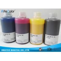 Buy cheap High Density Heat Transfer Dye Sublimation Ink 250ml / 500ml / 1000ml bottles from wholesalers