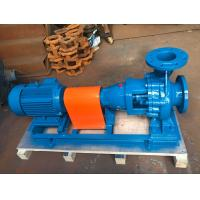 Buy cheap IJ Series Singe Stage Centrifugal Chemical Pumps 1450rpm Speed Corrosion Resistant from wholesalers