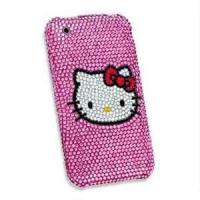 Buy cheap Children Rhinestone hello kitty Cute customizable phone case for Samsung Galaxy I9300 from wholesalers