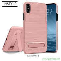 Buy cheap Cute Colorful 2 in 1 Tough PC Hard Shell Protective Case Cover Skin for Apple iPhone and Samsung S8, S6 from wholesalers