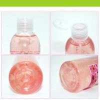 China OEM Rose Floral Body Wash with real petal for refreshing deep moisturizing shower gel on sale