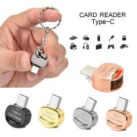 Buy cheap Mini Type-C USB3.1 Micro SD TF Memory Card OTG Adapter usb charger usb adapter from wholesalers