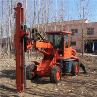 Buy cheap Spiral Piling Machine with one year warranty GS 2000 product