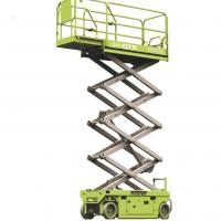 Buy cheap Manufacturer 450KG load capacity self propelled elevated work lift platform for sale from wholesalers