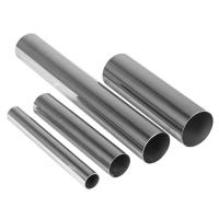 Buy cheap Mirror Polished 201 Stainless Steel Welded Tubes , Astm A316 Stainless Steel Pipe from wholesalers