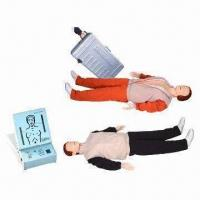 Buy cheap Advanced CPR Training Mannequin (Whole Body), Simulation Standard Open Airway from wholesalers
