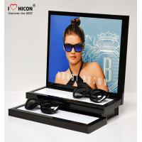 Buy cheap Custom Sunglass Counter Display Acrylic Advertising Countertop Display Stand from wholesalers