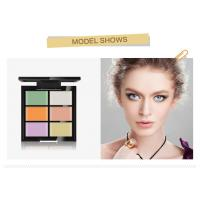 Buy cheap Makeup Cosmetics Private Label Custom Cheap 6 Color Contour Concealer from wholesalers