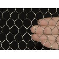 Buy cheap Garden Fence Stainless Steel Chicken Wire Mesh 1/2'' With Hexagonal Gaps from wholesalers