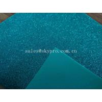 Buy cheap Plain Type Green Finest Colours Glittering EVA Foam Decorative Shiny For Toys from wholesalers