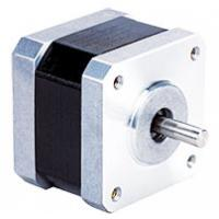 Buy cheap Nema 17 Hybrid Stepper Motor 1.8 Degree Step Angle , Dc Stepper Motor For Office Automation from wholesalers