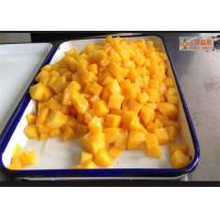 Buy cheap canned yellow peach in light syrup Price Canned yellow peach 2500g 410g from wholesalers