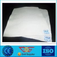 Buy cheap Polypropylene Non Woven Geotextile Drainage Fabric For Roadbed Protection from wholesalers