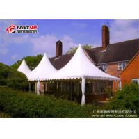 Buy cheap Modular Design Outdoor Festival Tents , Festival Canopy Tent With Sides product