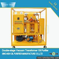 Buy cheap Good Performance Transformer Oil Filtering Machine and Factory Price Remove Water from wholesalers