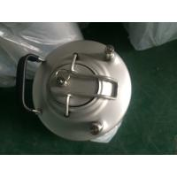Buy cheap SUS304 Stainless Steel Ball Lock Keg Logo Printed / Smoth Surface from wholesalers