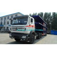 Buy cheap Beiben Brand New 420hp 2642AS 6x6 all wheel Drive Cross-Country Truck for Rough Terrain Road for DR CONGO from wholesalers