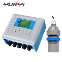 Buy cheap Smart Two -wire ultrasonic liquid level meter lever transmitter from wholesalers
