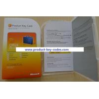 Buy cheap Pro Microsoft Office Latest Version 2010 Product Key Card PKC Box from wholesalers