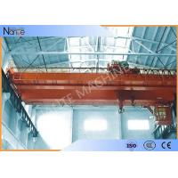 Buy cheap LH10t-20m Custom Electric Traveling  Double Girder Overhead Cranes For Machine Shops from wholesalers