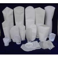 Buy cheap PP PE Nylon 30-50 micron Filter Bag/mesh liquid bag filters DN 7X32 length filter sock from wholesalers