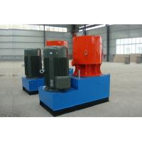Buy cheap 30KW Big Flat Die Wood Pellet Machines Biomass Pellet Machine 400-500KG/H from wholesalers