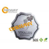 Buy cheap Printing Custom Label Tags / Red Wine Bottle Label / Glass Bottle Sticker from wholesalers