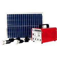 Buy cheap China 150W 80Ah portable solar power system /home solar power system from wholesalers