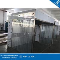 Buy cheap GMP Clean Room Equipment / Portable Sampling Booth For Bio - Chemical Industries from wholesalers