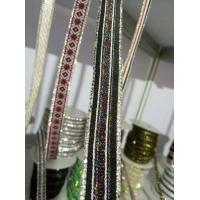 Buy cheap Hot Fix Banding Trim for Bag Shoes Hot-fix Rhinestone Trimming Fringe Garment Decoration Weave Strips Fashion Ornament from wholesalers