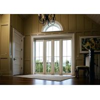 Buy cheap Sidelights Custom Solid Wood Entry Doors US Villa Style Strong Carton Package from wholesalers