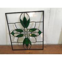 Buy cheap Float Decorative Patterned Glass For Curtain Walls / Restaurant / Church from wholesalers