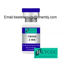 Buy cheap 99% Good Quality Muscular Repair and Recovery Peptide Thymosin Beta 4 (TB-500) CAS 77591-33-4 2mg from wholesalers