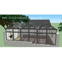 Buy cheap Sunny house , glass sunshine hut, aluminum sunny house, prefabricated aluminum sunny house from wholesalers