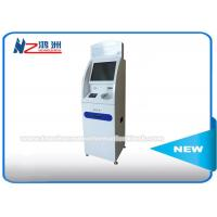Buy cheap Wireless Connection Coin Counting Information Kiosk , Coin Counter Machine Locations from wholesalers