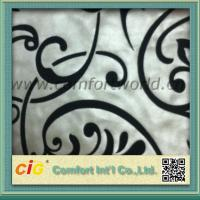 Buy cheap Furniture Sofa Upholstery Fabric Cover Polyester Chenille Cloth 380 Gsm product