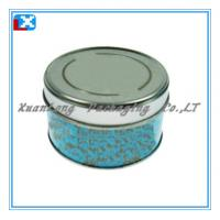 Buy cheap Round cookies tin can wholesale /XL-3025 from wholesalers