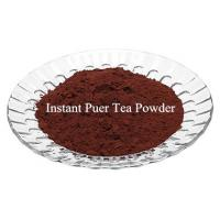 Buy cheap Instant Puer Tea Powder from wholesalers
