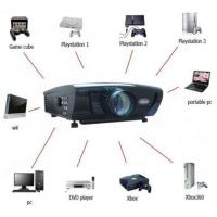 Buy cheap LCD LED home theater video game,DVD movie,TV ,computer video projector from wholesalers