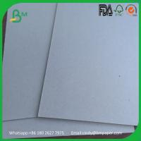 Buy cheap 2017 new 1mm 1.5mm 2mm 2.5mm 3mm grey cardboard in sheets from wholesalers