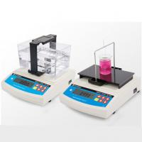 Buy cheap Solid , Liquid , Powder Specific Gravity Meter Price , Specific Gravity Testing Equipment DE - 120T from wholesalers