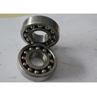 Buy cheap Chrome Steel Double Row Self Aligning Ball Bearing 20 x 47 x 14 mm Machine Bearing Hardness 58-62HRC from wholesalers