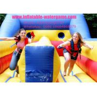 Buy cheap Exciting Girls Bungee Run Inflatable Sports Games BS7837 RoHS Certification from wholesalers
