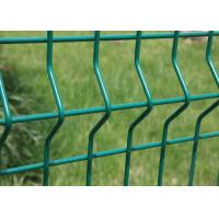 Buy cheap High Security Electric Galvanized Welded Green 4x4 Wire Mesh Fencing from wholesalers